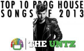 Top 10 Prog House Songs of 2013 [Winner]