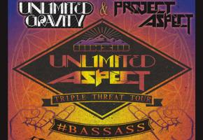 TheUntz.com presents Unlimited Aspect Triple Threat Tour