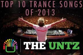 Top 10 Trance Songs of 2013 [Winner]