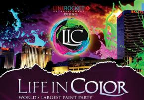 Life in Color invades Atlantic City with Sebastian Ingrosso, Krewella