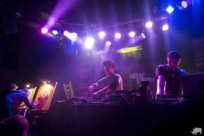 Desert Dwellers & Alex Grey / New Earth Music Hall (Athens, GA) / Dec 12, 2013