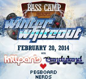 Winter Whiteout brings Kill Paris, Candyland to Reno February 20th