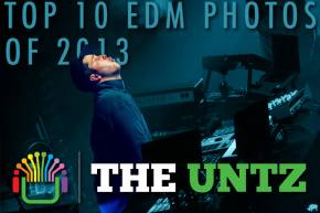 Top 10 EDM Photos of 2013