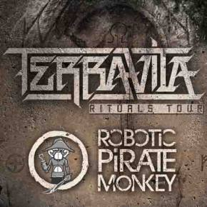Robotic Pirate Monkey, Terravita streaming LIVE from Beta Nightclub 5pm MST Preview