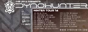 TheUntz.com presents DYNOHUNTER winter tour!