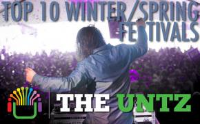 Top 10 Winter/Spring Festivals