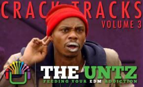 Crack Tracks: Feeding Your EDM Addiction - Volume 3