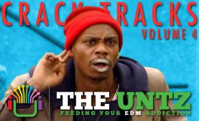 Crack Tracks: Feeding Your EDM Addiction - Volume 4