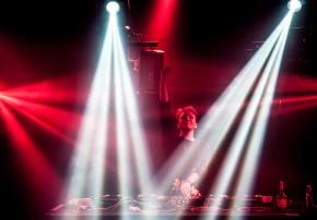RL Grime & Salva slideshow / El Rey Theatre (Los Angeles, CA) / Jan 23, 2014
