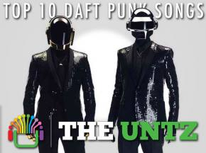 Top 10 Daft Punk Songs [Page 2]
