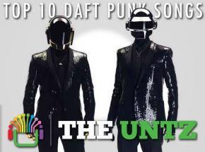Top 10 Daft Punk Songs [Winner]