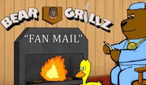 Hysterical Bear Grillz cartoon takes trolls to task