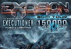 Excision, Dirtyphonics & ill.Gates (Feb 20 - Dallas, TX) Preview
