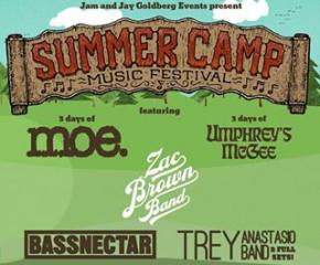 Summer Camp (May 23-25 - Chillicothe, IL) reveals Phase 2 lineup! Preview