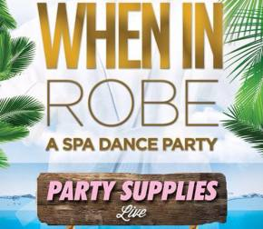 This Sunday: NYC's Only Electronic Dance Spa Party, 'When In Robe,' Returns To Brooklyn!
