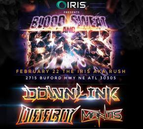 IRIS Presents brings Downlink, Dieselboy to Altanta February 22 Preview