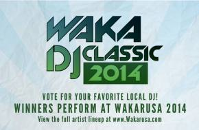 Waka DJ Classic gives electronic acts a chance to win a Wakarusa slot!