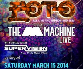 Bass Camp brings EOTO, The M Machine, SuperVision to Reno, NV March 15