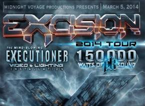 10 Reasons to go see Excision in Knoxville March 5