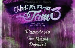 TheUntz.com joins forces with Mad Tea Party Jam (June 19-22 - Hedgesville, WV)