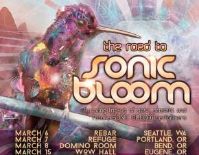SONIC BLOOM 2014 Mixtape