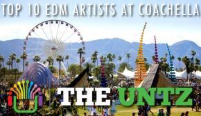 Top 10 EDM Artists at Coachella [Winner]