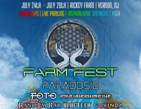 Farm Fest (July 24-26 - Vernon, NJ) reveals Phase 1 lineup!