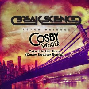 Cosby Sweater remixes and hits the road with Break Science