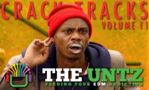 Crack Tracks: Feeding Your EDM Addiction - Volume 11