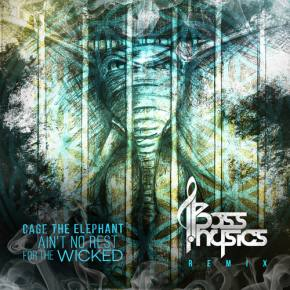 'No rest' for Bass Physics, grab the FREE Cage the Elephant remix