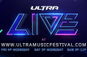 Stream Day 1 of Ultra Music Festival LIVE!