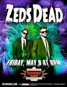 ZEDS DEAD hits Tower Theatre in Philly May 9