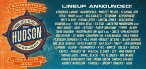 The Hudson Project (July 11-13 - Saugerties, NY) reveals MASSIVE lineup!