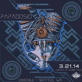 Papadosio brings positivity (and The Main Squeeze) to the Crocodile in Seattle