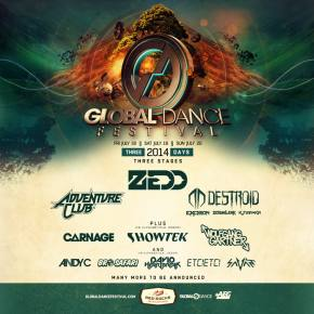 Global Dance Festival (July 18-20 - Morrison, CO) unveils initial lineup! Preview