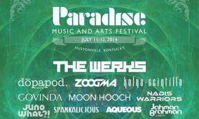 Paradise Music Festival (July 11-12 - Hustonville, KY) reveals its lineup! Preview