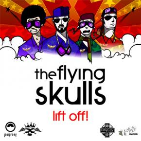 The Flying Skulls Launch New Website and Re-Release First Album