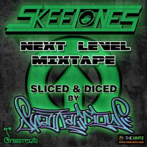 Skeetones Next Level Mixtape, Sliced and Diced by Spankalicious