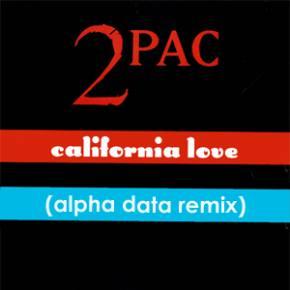 2Pac - California Love (Alpha Data Remix)