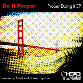 Do It Proper - Brooklyn Groove (Nutritious & Bains BomBoogie Mix)