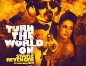 Static Revenger - Turn The World On ft Dev (Protohype & Kezwik Remix)