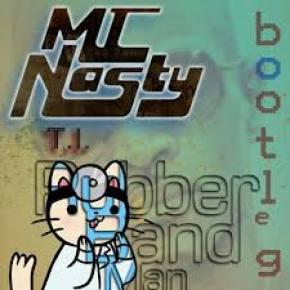 T.I. - Rubber Band Man [MT Nasty Glitter Clown Bootleg]