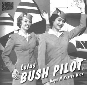 Lotus - Bush Pilot (KEYS N KRATES Remix)