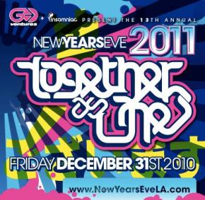 Together As One - New Year's Eve 2011 Official After Video
