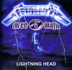 Three 6 Mafia vs. Metallica - Lightning Head (Wick-it the Instigator Remix)