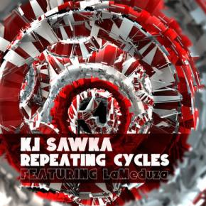 KJ SAWKA - Repeating Cycles ft LaMeduza (Kezwik Remix)
