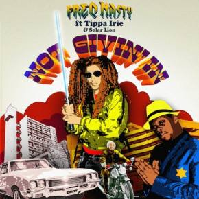 FreQ Nasty ft Tippa Irie & Solar Lion - Not Givin' In