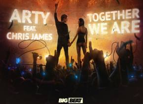 Arty ft Chris James - Together We Are (Audien Remix)