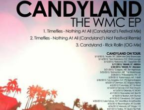 Candyland - The WMC EP [FREE DOWNLOAD]