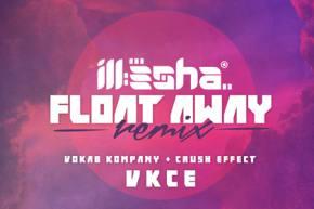 VKCE - Float Away (ill-esha Remix) [EXCLUSIVE PREMIERE]